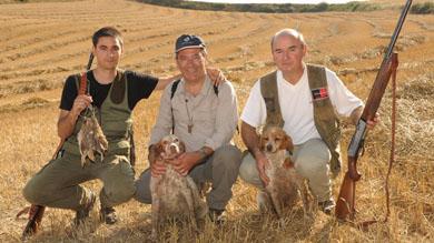 Un nuevo tejido protegerá a cazadores y perros contra el impacto de los perdigones