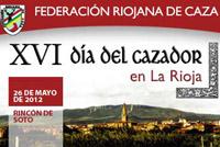 Rincón de Soto acogerá mañana el XVI Día del Cazador Riojano