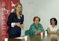 Amfar presenta su proyecto asociativo en Calzada de Calatrava