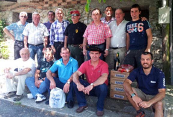 Txantxangorri pone punto y final al Premio a la Regularidad 2012
