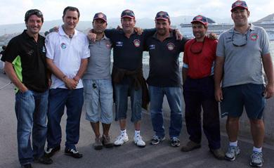 El C.D. Abusu gana el I Campeonato Bizkaia Open Corcheo Mar Clubes