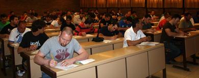 Publicados los resultados definitivos del examen de caza de 2012