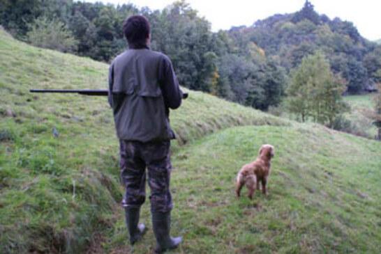 Bizkaia, la federación territorial de caza que más creció en 2013