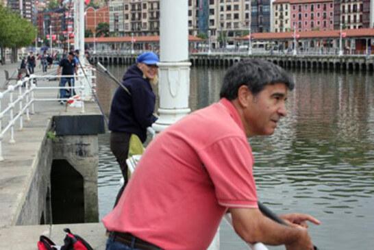 """Jornada exitosa en el VI Trofeo de Pesca """"Villa de Bilbao"""""""