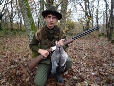 Adecap Gazteak enmienda el listado vasco de especies cazables