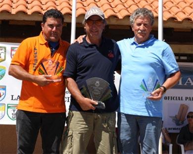 El vasco Juan Gardeazabal deja huella en el Campeonato de España de Recorridos de Caza