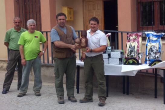 Resultados de los campeonatos de Euskadi de San Huberto y Caza Práctica británicos y continentales