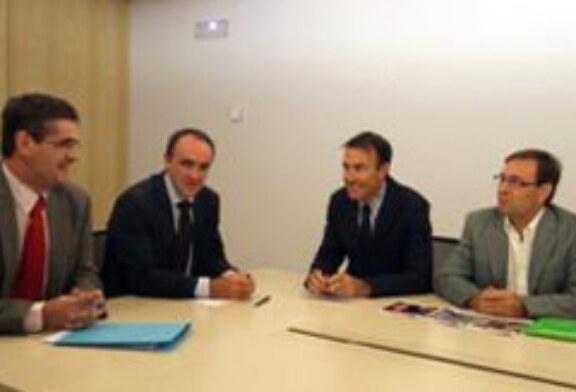 ADECANA trasmite al consejero Esparza el enfoque social que tiene la caza en Navarra