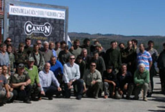 ??xito de asistencia y participación en la Fiesta de la Caza en Coto Valdorba