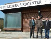 Urdaibai Bird Center invita a conocer la migración de las aves
