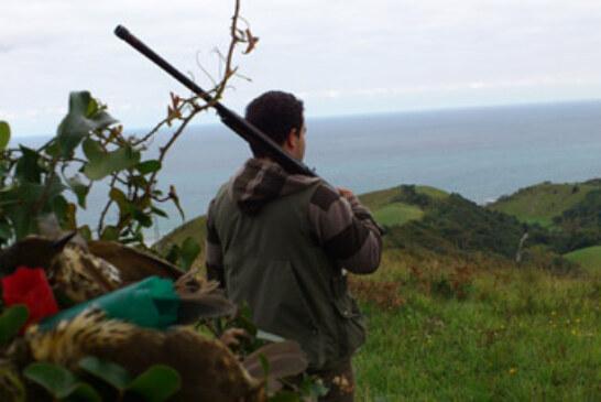 Los cazadores estudian movilizarse ante las restricciones a su actividad