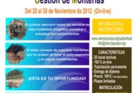 Ciencia y Caza organiza un Seminario sobre Organización y Gestión de Monterías