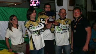 El Club Deportivo Gurebass de Barakaldo, campeones de España de Black-Bass Orilla