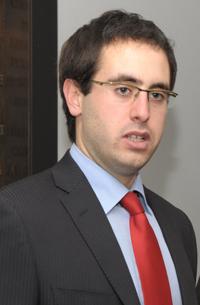Iker Ortiz de Lejarazu, nuevo presidente de la Federación Alavesa de Caza