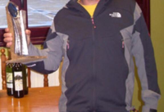 Asier San Vicente es el nuevo campeón alavés de caza de becadas