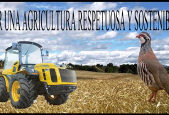 Continúa la campaña «S.O.S. Salvemos la Perdiz Roja» que pide una agricultura sostenible