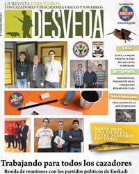 En unos días podrás adquirir la revista DESVEDA/ADECAP del mes de febrero