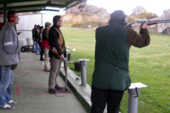 Nuestros cazadores recurren al Compak Sporting durante los meses de veda