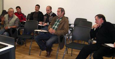 La federación bizkaina convoca a los jabalineros para tratar el Plan de Prevención de Daños