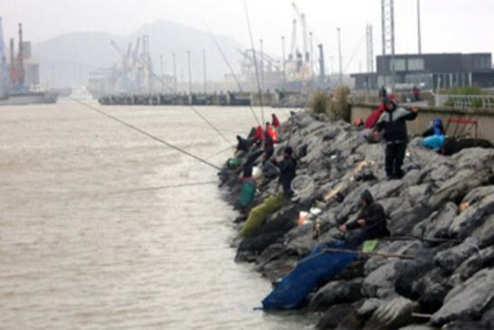El granizo no impidió la celebración del III Open Internacional de Corcheo Mar