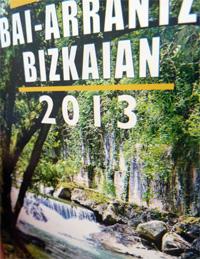 Editados 6.000 ejemplares de la guía sobre pesca fluvial en Bizkaia