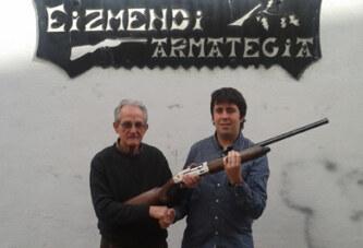 Aingeru Macias ha sido el ganador de nuestro sorteo de una escopeta semiautomática