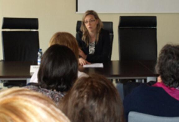 Lola Merino apuesta por el autoempleo femenino para impulsar la economía rural