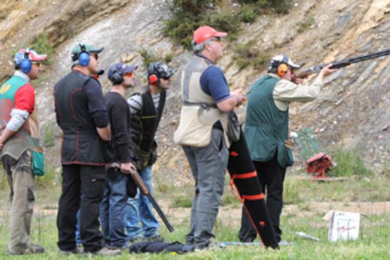 Los recorridos de caza, en Bizkaia