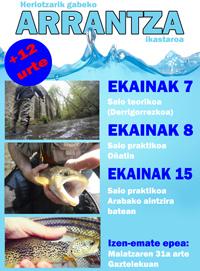 Life Guías de Pesca llevará a cabo varias jornadas sobre pesca sin muerte