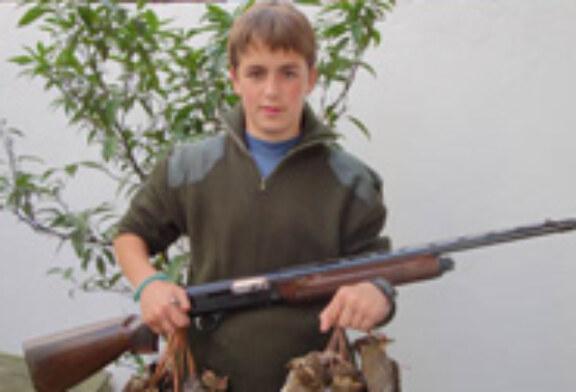 Aita, quiero ser cazador