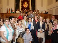 AMFAR participa en las Jornadas de puertas abiertas de las Cortes de C-LM