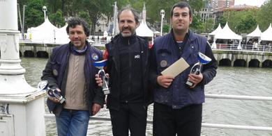 """El C.D. Abusu arrasa en el VII Intersocial de Pesca Mar """"Villa de Bilbao"""""""