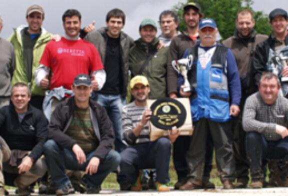 Iraitz Oyarbide se adjudica el autonómico de recorridos de caza