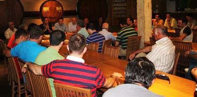 Adecana informa a sus asociados sobre la modificación de la Ley de Caza Navarra