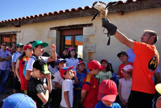 El proyecto «Naturaleza Real», todo un éxito entre los más jóvenes