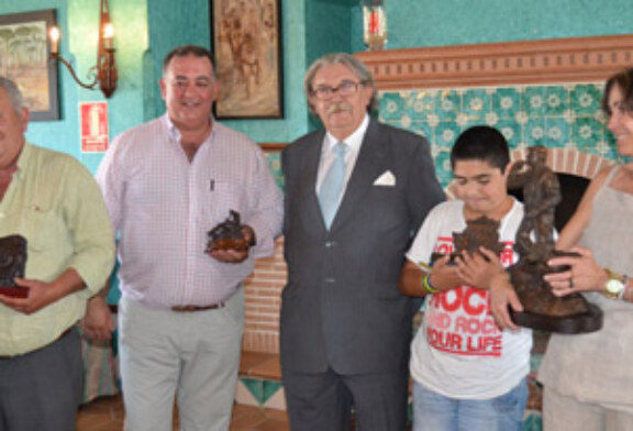 La Asociación Española de Rehalas entregó sus premios anuales