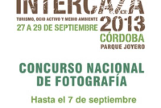 Intercaza 2013 abre hasta el 7 de septiembre el plazo de su concurso de fotografía