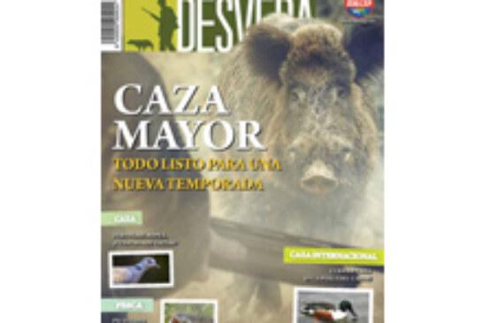 La revista de septiembre dedicada a la caza mayor
