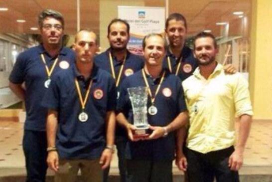 El C.D. Abusu campeón de España de pesca de corcheo mar