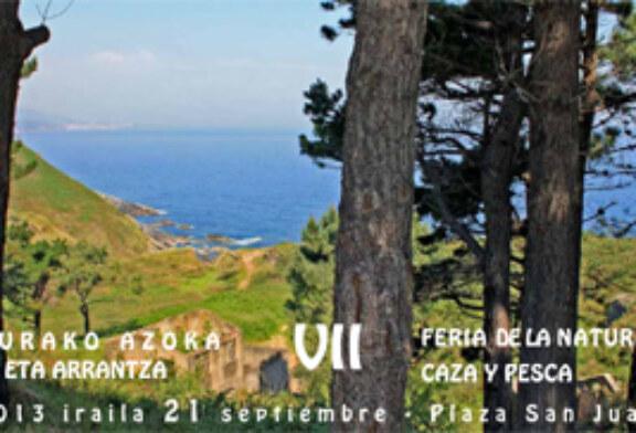 Muskiz consolida su feria de caza y pesca que celebra ya su séptima edición