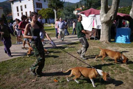 Cita con la caza, la pesca y la naturaleza mañana en Muskiz