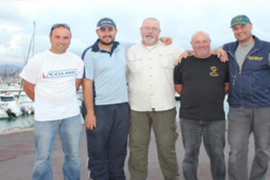 Jesus Estrella se proclama campeón de Bizkaia de embarcación fondeada