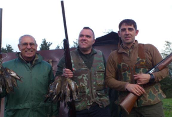 Comienza la temporada para miles de cazadores