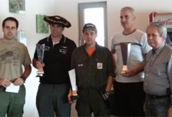 Joseba Herrera, nuevo campeón en Kuartango