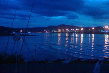 Una noche de tertulia pesquera