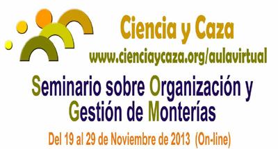 Ciencia y Caza organiza un seminario online sobre organización y gestión de monterías