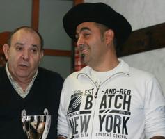 Natxo Olabe se proclama campeón de Euskadi de becadas por delante de Eugenio Solagasitua y el guipuzcoano Gonzalo Ayerza