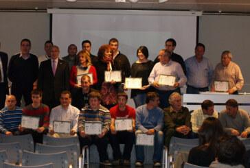 III. Gala de entrega de premios LIGATIRO-MAXAM