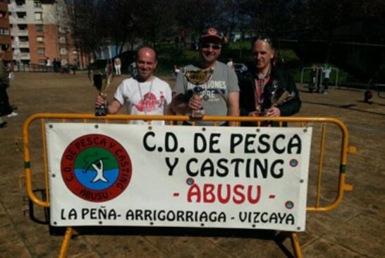 Victoria para Pedro Ramón Vázquez en el XV. Certamen de Casting organizado por el C.D. Abusu
