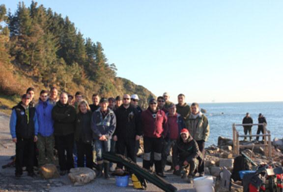II. Campeonato de Bizkaia de Rock Fishing
